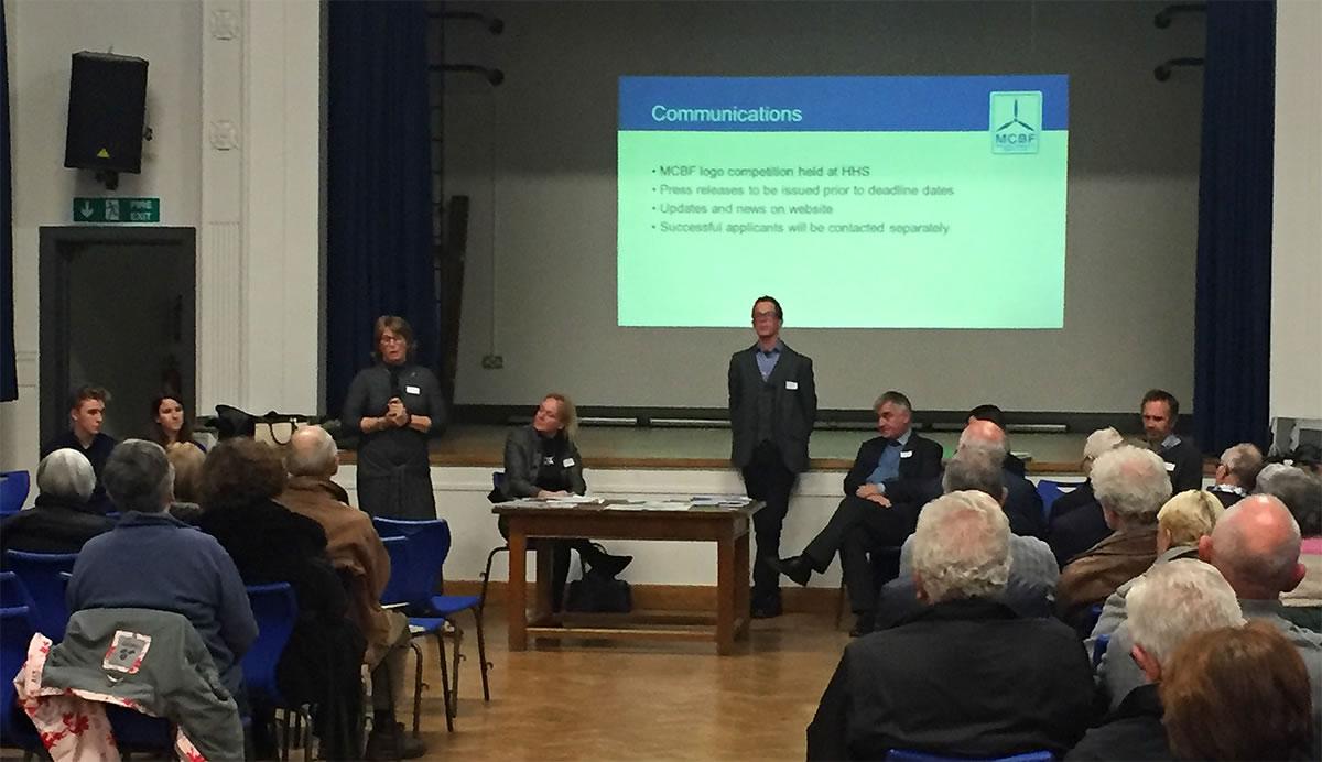 marshes community benefit fund presentation