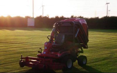 Frodsham Cricket Club - new mower