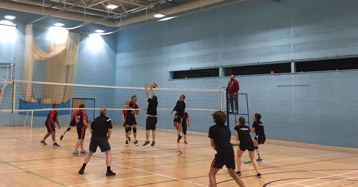 frodsham volleyball club grant 1