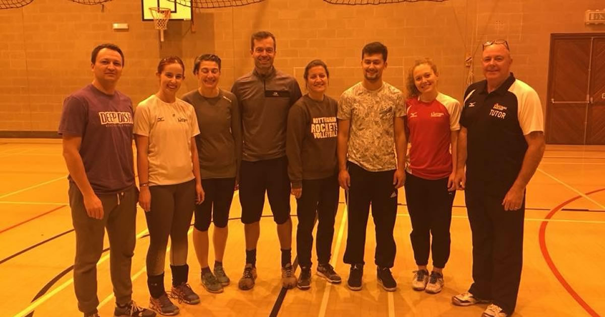 frodsham volleyball club grant 2