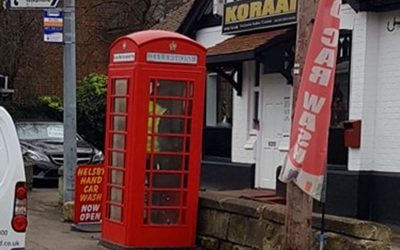 Defibrillators for Helsby Phone Boxes