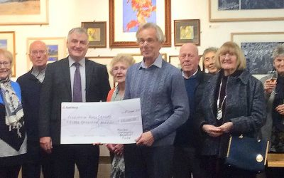 £15,000 for Castle Park Arts Centre in Frodsham