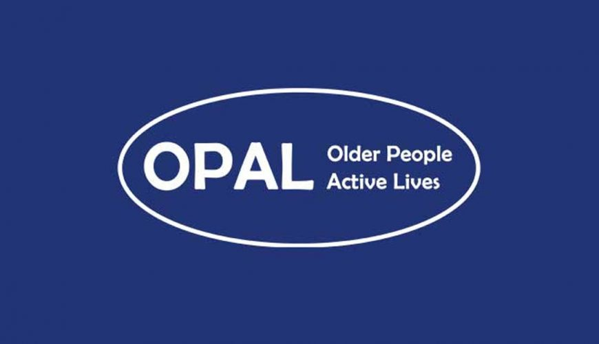 OPAL logo feature