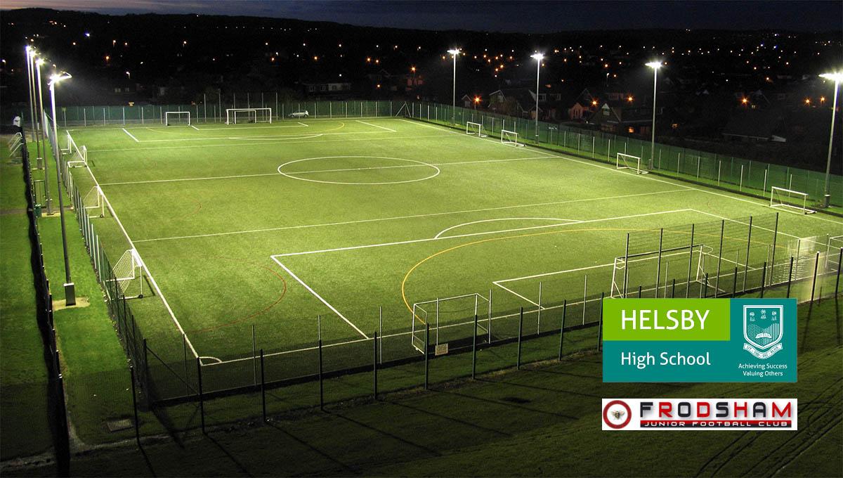 3g pitch helsby high school