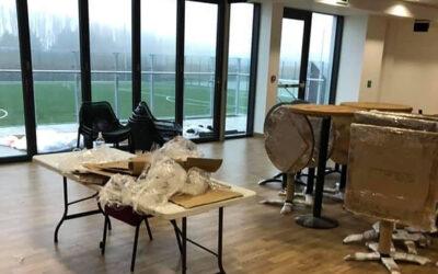 Helsby Community Sports Cub New Furniture